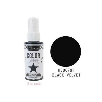 Heidi Swapp Color Shine Black Velvet