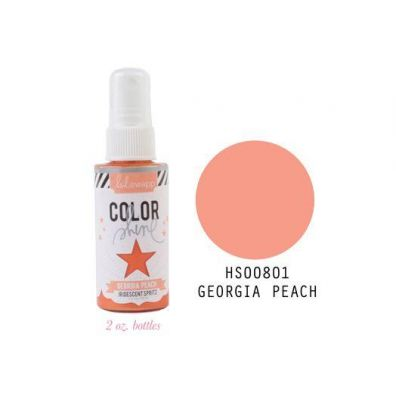 Heidi Swapp Color Shine Georgia Peach