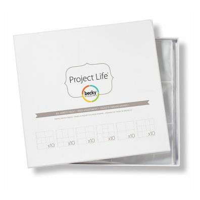 Project Life Fotolommer - Big Variety Pack 1