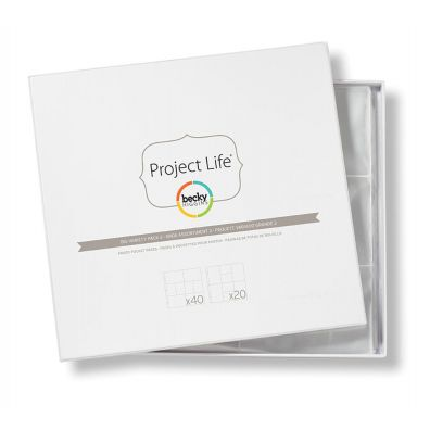 Project Life Fotolommer - Big Variety Pack 2