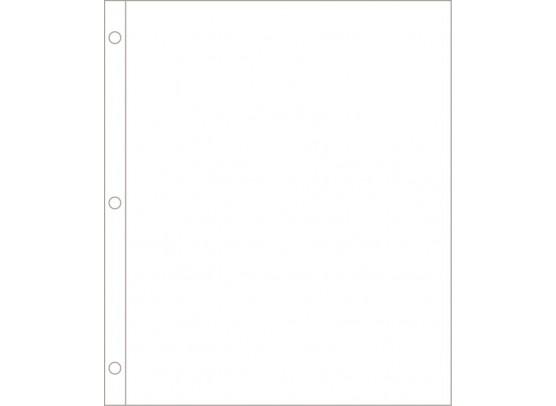 "Project Life Plastiklommer - 8x10"" Vertikal"