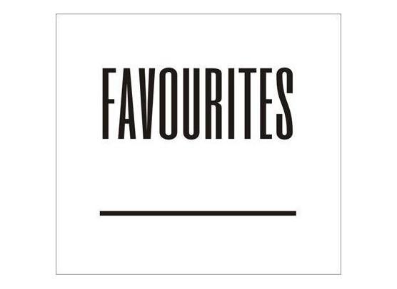 Sodalicious Stempel - Favourites