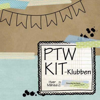 PTW Kit-klub - 12 mdr. afhentet