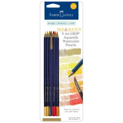 Faber Castell Aquarelles Mix and Match Yellow