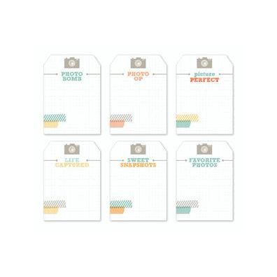 Happy Place Hanging Tags - Chic Tags