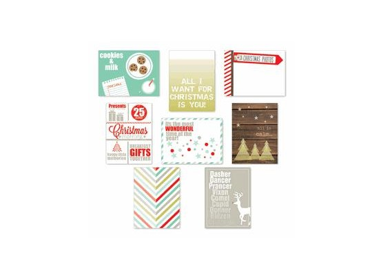 Good Tidings Cards - Chic Tags