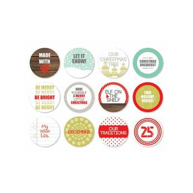 Good Tidings Icons - Chic Tags