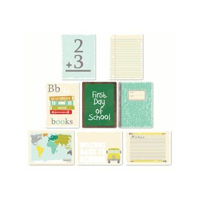 School House Cards - Chic Tags