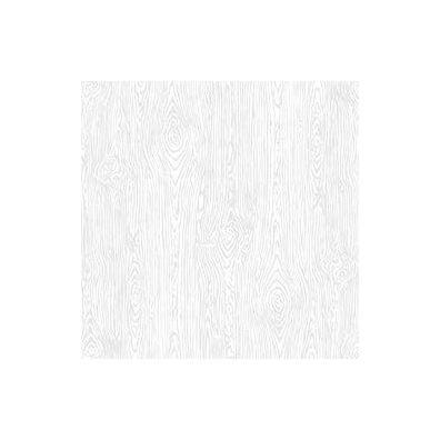 Woodgrain karton 12x12 White fra American Crafts