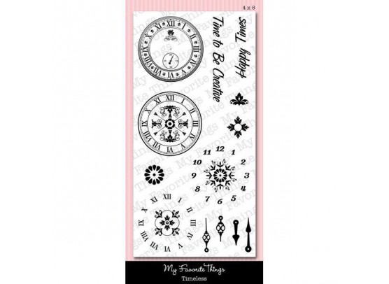 My Favourite Things Stempel Timeless