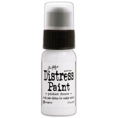 Distress Paint 1oz - Picket Fence