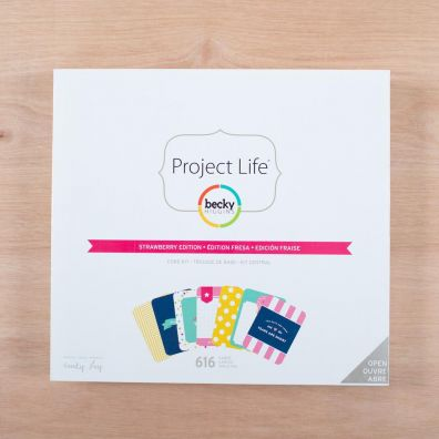 Project Life Core Kit - Strawberry Edition