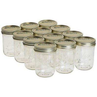 Mason Jar Pint