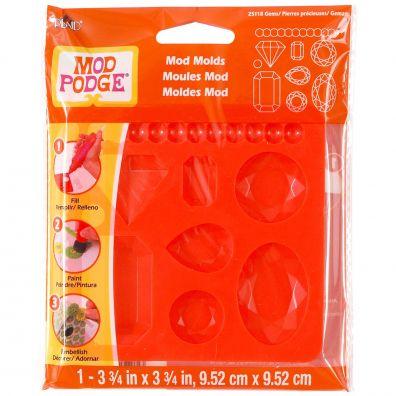 Mod Podge Mold - Gems