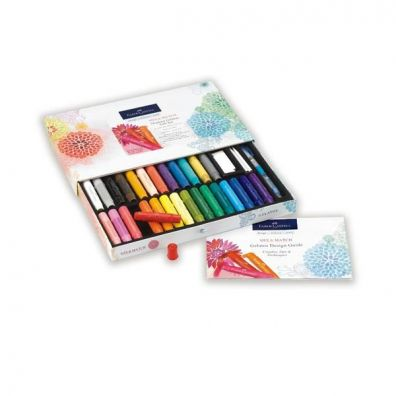 Faber Castell Gelatos Mix & Match Gift Set