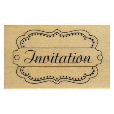Docraft Invitation stempel