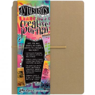 Dylusions Creative Journal - 11 x 9""