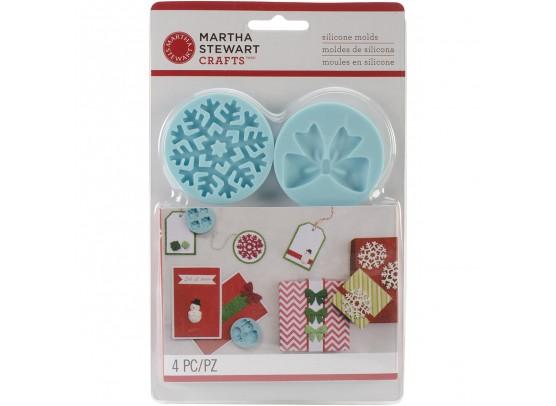 Martha Stewart Silicone Molds - Peppermint