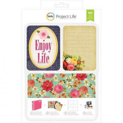 Project Life Valuekit - Enjoy Life
