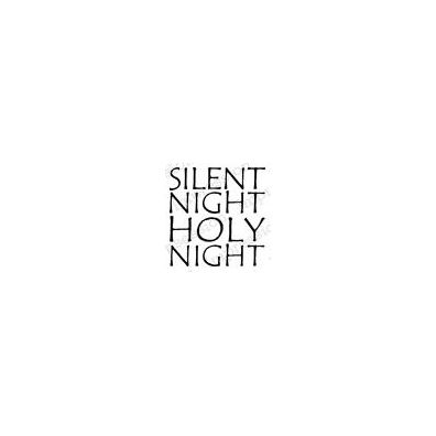 Impression Obsession Cling Stempel - Silent Night