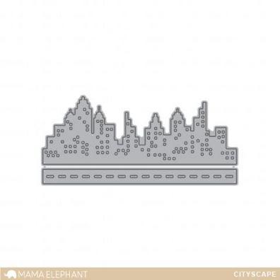Mama Elephant Creative Cuts - Cityscape
