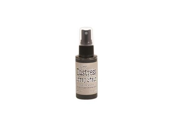 Distressed Spray Stain - Pumice Stone