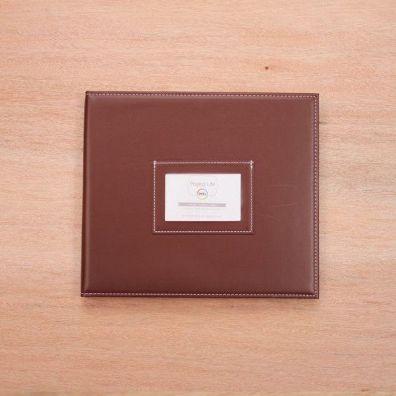 Project Life Mini Album 10.5X9.25 - Cinnamon