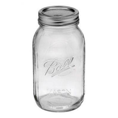 Ball Mason Jar Regular Mouth 32 oz