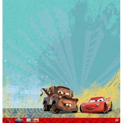 Disney Cars Bumle og Lightning McQueen Papir