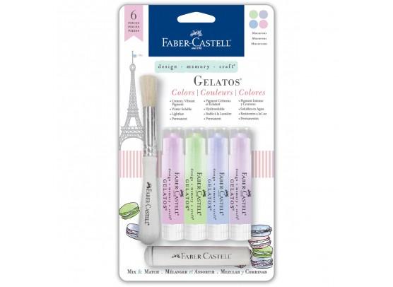 Faber Castell Mix & Match Gelatos Macarons