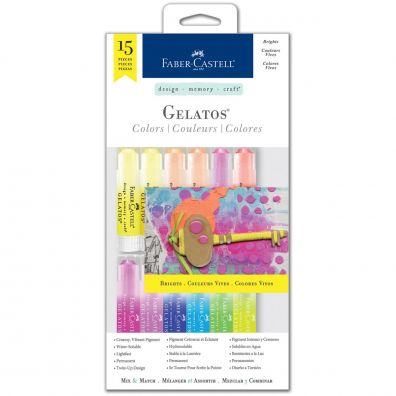 Faber Castell Colors Kit - Brights
