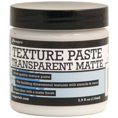 Ranger Texture Paste - Transparent Matte