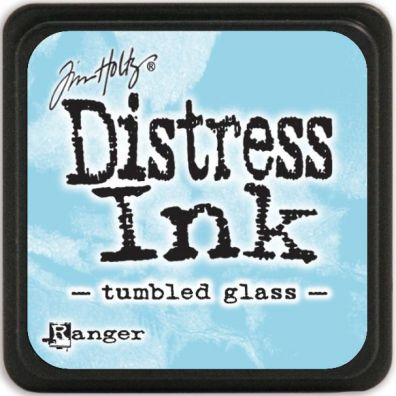 Distress Ink Mini - Tunbled Glass