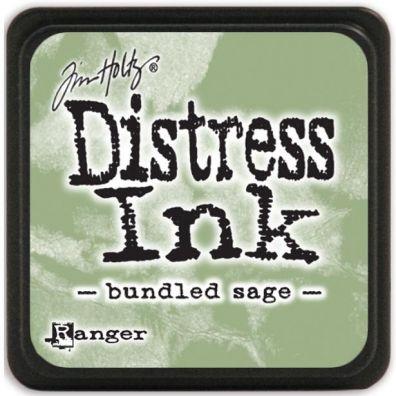 Distress Ink Mini - Bundled Sage