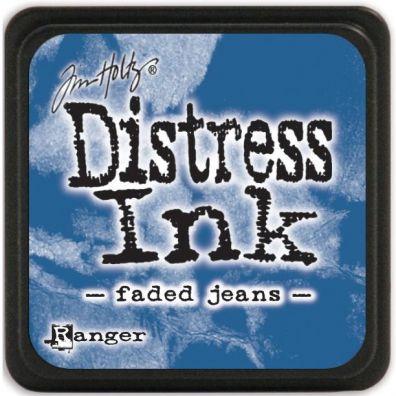 Distress Ink Mini - Faded Jeans