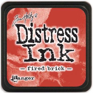 Distress Ink Mini - Fired Brick