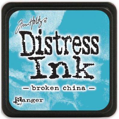 Distress Ink Mini - Broken China