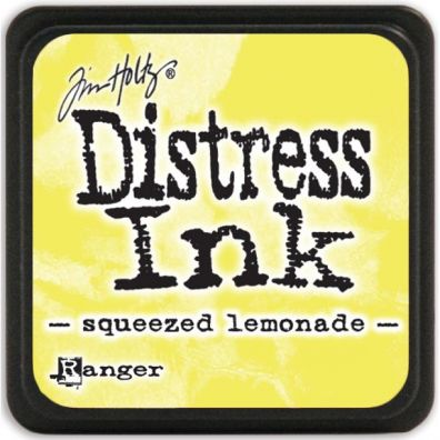 Distress Ink Mini - Squeezed Lemonade