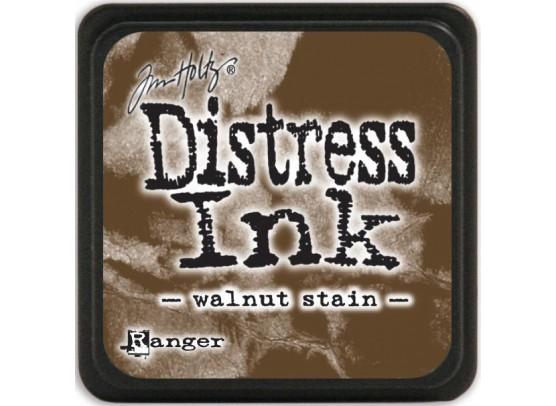 Distress Ink Mini - Walnut Stain