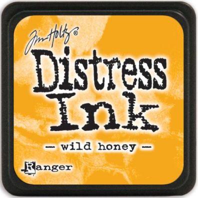 Distress Ink Mini - Wild Honey