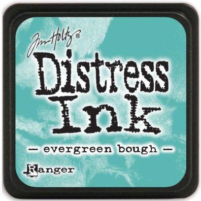 Distress Ink Mini - Evergreen Bough