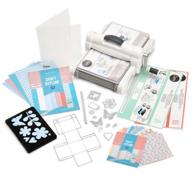 Sizzix Big Shot Plus Maskine og Starterkit