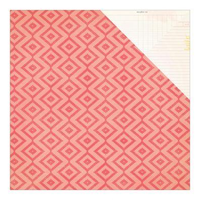 Poolside Heat Wave Mønsterpapir fra Crate Paper