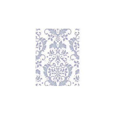 Couture Creations Embossing folder - Damask Flourish