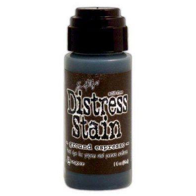 Distress Stain - Ground Espresso