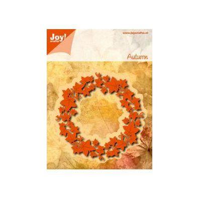 Joy Die Ivy Wreath