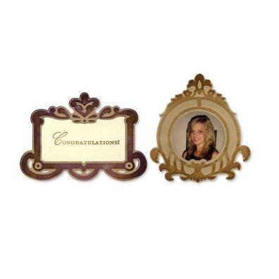 Sizzix Embosslits XL - Frames Ornate