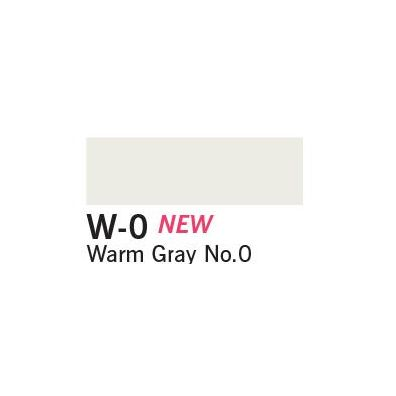 Copic Ciao Marker - W-0 Warm Grey No. 0