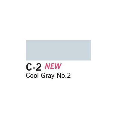 Copic Ciao Marker - C-2 Cool Gray No. 2