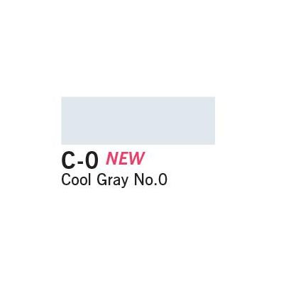 Copic Ciao Marker - C-0 Cool Gray No. 0